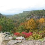 Autumn Beauty at Petit Jean