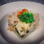 Risotto Pollo,rucola & pancetta