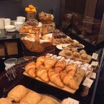 great pastries both gluten free and vegan options