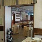 sala pranzo molto bella