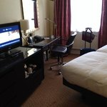 twin bedded room