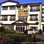 Facade of Resort Inn Fujihashi