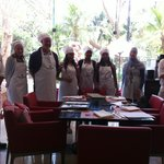 cooking class for the Guest
