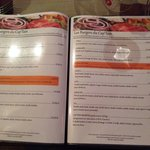 The burger menu!