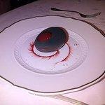 Le dessert au chocolat