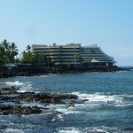 View of Royal Kona Resort