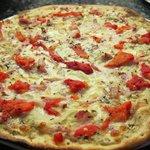 Pizza Barcelona (blanca - sin tomate)