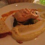 Dinner - Salmon
