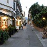 Улицы Монтекатини-Терме