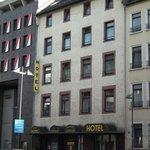Hotel Central Frankfurt Foto
