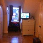Habitación 37, piso 55. Ático