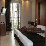 camera doppia con letti gemelli