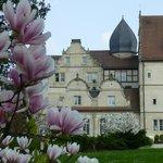 Im Mai, Schlosshotel Münschhausen