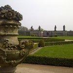 Parkanlage, Schlosshotel Münschhausen