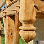 Rénovation dans le respect des techniques ancestrales