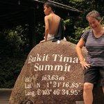 The summit at last!