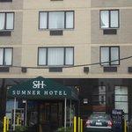 Sumner Hotel / front