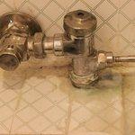 Leaking bathroom fittings