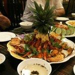 Fabulous seafood