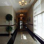 Lobby Area Hallway