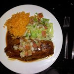 Fish in tamarind sauce