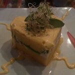 Heart- shape Chicken causa