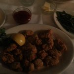Fried Oysters. Absolutely amazing
