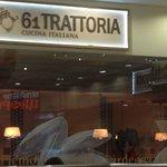 Foto de Trattoria 61