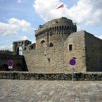 Динан Замок