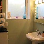 Celery room bathroom