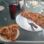 Large 3 topping