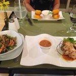 An amazing dinner