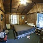inside cabin 12A