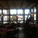 Inside the Dinning Restaurant
