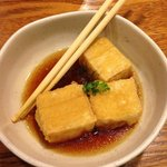 Sakura Bana Agedashi Tofu