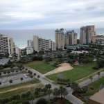 Rooftop view of Sandestin Golf and Beach Restort