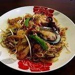 Seafood Yaki Soba