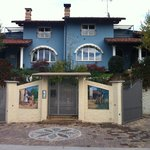 Panoramica della Casa