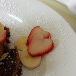 heart shaped strawberries ^_^