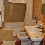 The little bathroom