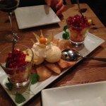 The amazing dessert...