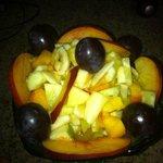 salade de fruits!