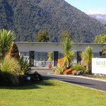 The Westhaven Motel, Fox Glacier
