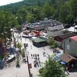 """view from the """"Sky Ride"""""""
