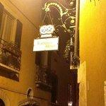 insegna albergo ristorante Alessi