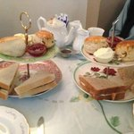 Derrick's Afternoon Tea For Two (x2)
