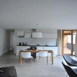 area cucina, suite