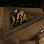 Elegant pudding dessert