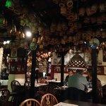 Very nice atmosphere in the restaurant