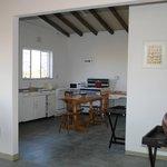 The kitchen at Farmhouse